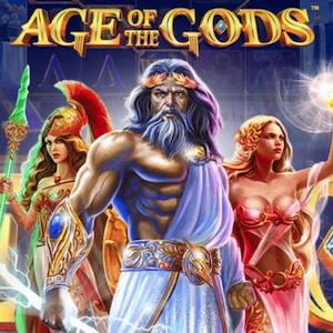 Age of Gods Online Slot Game