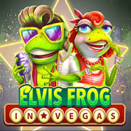Lucky Slots Player Wins Elvis Frog Mega Jackpot