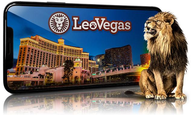 LeoVegas Online Casino App