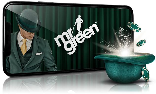 Mr Green Online Casino App
